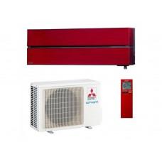 Кондиционер Mitsubishi Electric LN Inverter MSZ-LN25VGR Red красный