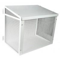 Защитная (антивандальная) сетка для наружного блока кондиционера